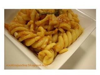 Easy Tomato Pasta Recipe-Pasta Recipes for Kids