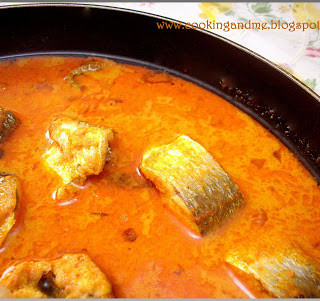 Kerala Fish Curry with Coconut {Recipe}