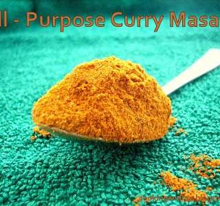 All-Purpose Curry Masala Recipe | Homemade Garam Masala Recipe