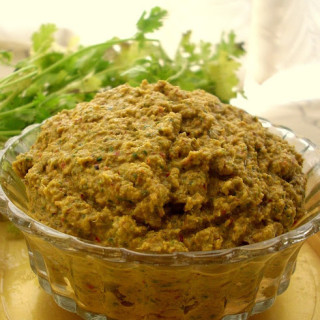 Coriander Chutney-Kothamalli Thogayal-Chutney Recipes