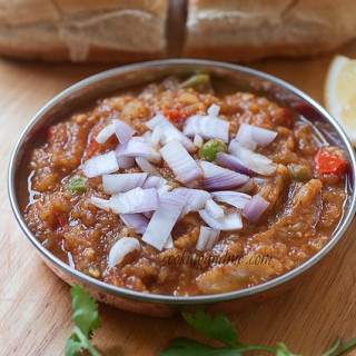 Pav Bhaji Recipe, How to Make Pav Bhaji Step by Step