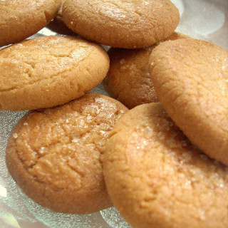Ginger Cookies Recipe | How to Make Easy Ginger Cookies