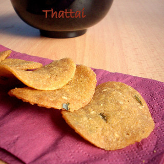 Thattai Recipe- A Savory Snack For Deepavali | Diwali Recipes