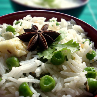 Paneer Peas Pulao Recipe | Easy Paneer Pulao Recipe