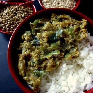 Kathirikai Poriyal Recipe | Brinjal Poriyal Recipe