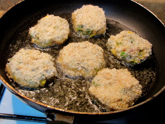 Vegetable Cutlets - Veg Cutlet Recipe - Step-by-Step Recipe