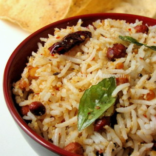 South Indian Ellu Sadam – Sesame Rice Recipe (Easy Rice Recipes)