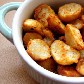 Seppankizhangu Varuval | Cheppankizhangu (Arbi) Fry Recipe