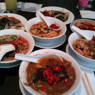 Penang Hawker Fare at York Hotel Singapore