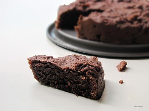 Eggless Chocolate Yogurt Cake Recipe With Easy Chocolate Frosting Edible Garden