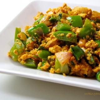 Paneer Bhurji (Bhurjee) Recipe | Easy Indian Paneer Recipes