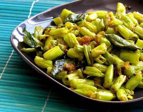 Beans Mezhukkupuratti / Stir Fry