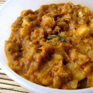 Aloo Chana Masala – Potato Chana Masala Recipe (Pressure Cooker Method)