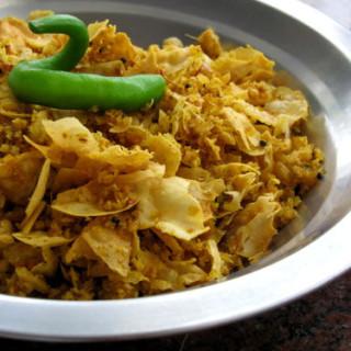 Pappadam Thoran, Papadom Thoran Recipe