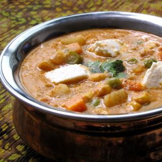 Navratan Korma / Navaratna Kurma Recipe – Step by Step