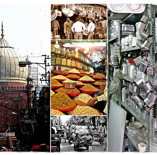 Baking Tins in India, Old Delhi