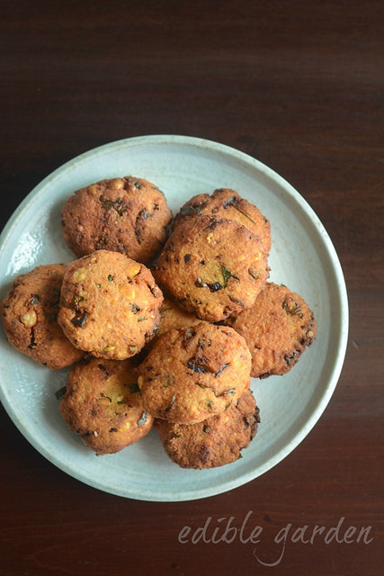 masala vada masala vadai indian snack recipe