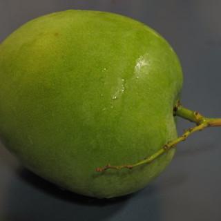 Pacha Manga Chammanthi / Raw Mango Chutney Recipe