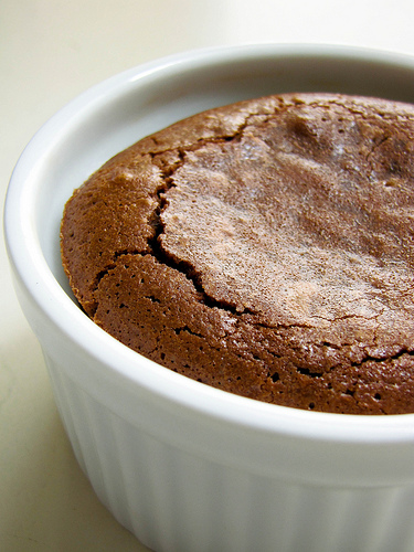 Molten Lava Choc Cake Recipe