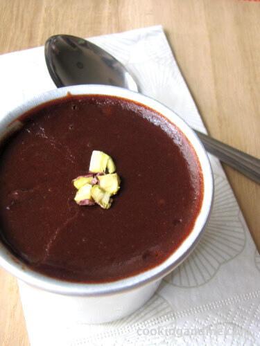 easy chocolate mousse - nigella lawson recipe