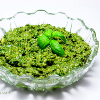 Fresh Basil Pesto Recipe – How to Make Pesto at Home