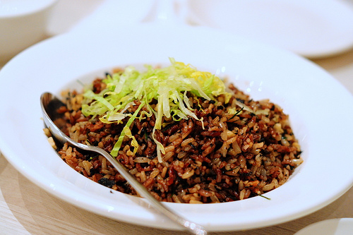 Olive Brown Rice