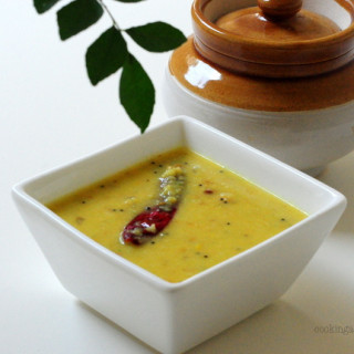 Kerala-Style Parippu Curry – Parippu Curry for Onam Sadya