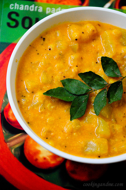 Chow Chow Kootu Recipe | Tamil-Style Kootu Recipe