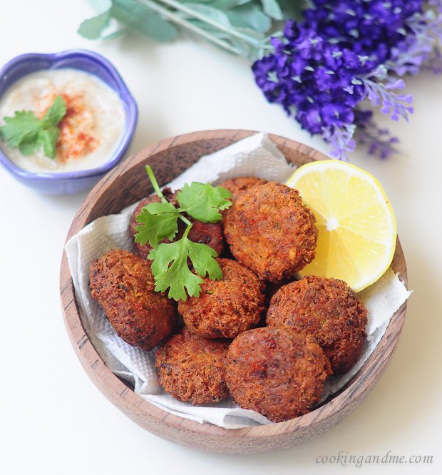 How To Make Falafel At Home Step By Step