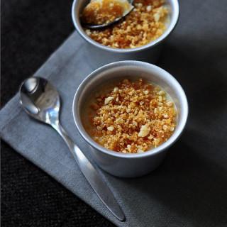 eggless condensed milk pudding recipe