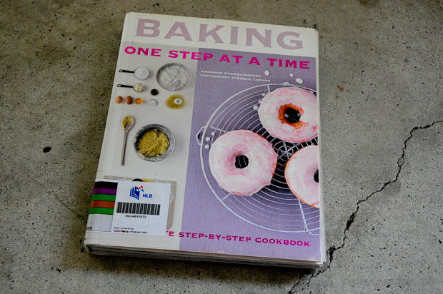 Baking (One Step at a Time) by Marianne Moreno