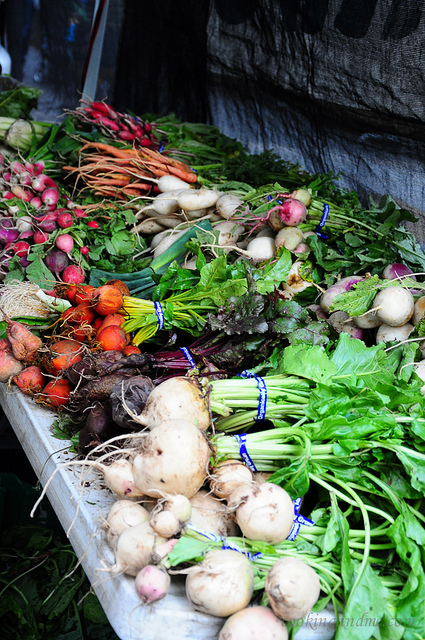 Farmer's Market Images from Union Square New York