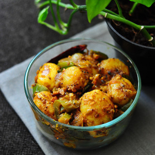 Bombay Potatoes Recipe – Spicy Indian Potato Recipe