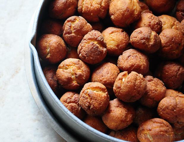 Vella Cheedai | Diwali Sweets Recipe