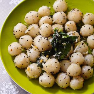 Ammini Kozhukattai Recipe – Mini Kozhukattai – Vinayaka Chaturthi or Ganesh Chaturthi Recipe