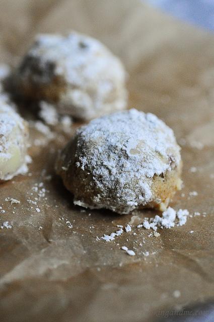 Snowball Cookies | Christmas Cookies Recipe