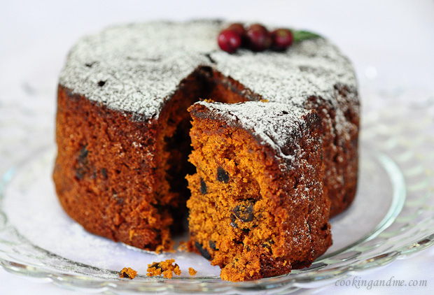 Christmas Fruit Cake Most Recipes