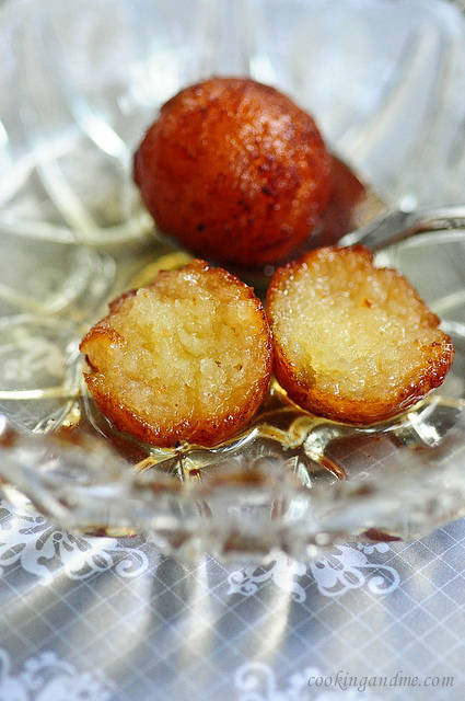 Gulab Jamun Recipe | Gulab Jamuns with Khoya | Diwali Sweets Recipe