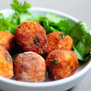 Aloo Paneer Koftas- Paneer Kofta Recipe-A Quick Snack