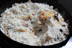 Idli Upma Recipe ~ Recipes with Leftovers