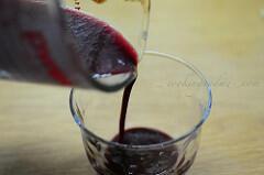 Vanilla Panna Cotta | Blueberry Coulis Recipe