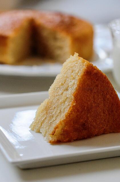 Recipe for eggless sponge cake uk