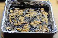 Eggless Dulce de Leche Brownies | A David Lebovitz Recipe
