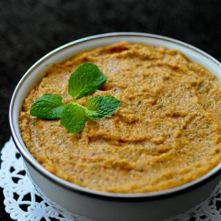 Tomato Mint Chutney Recipe | Thakkali Pudina Chutney Recipe