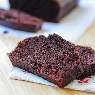 Eggless Chocolate Sponge Cake Recipe (No Butter)
