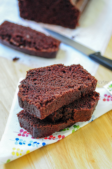 Eggless Chocolate Sponge Cake (No Butter) Recipe