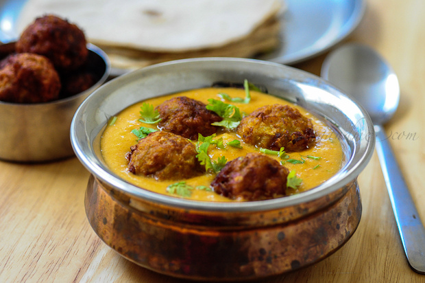 Lauki Kofta Recipe, How to Make Lauki Kofta Step by Step