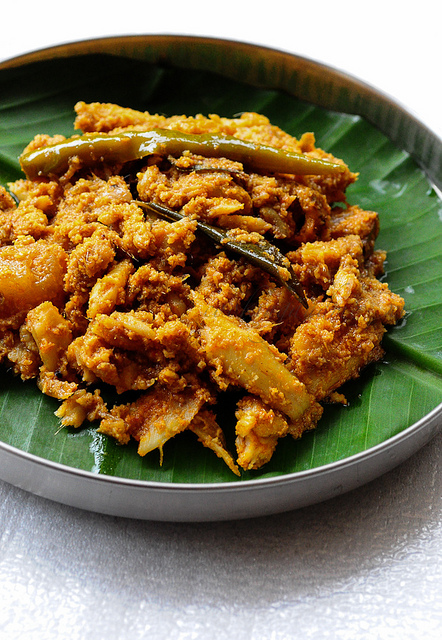 Meen Peera-Meen Pattichathu-Kerala Style Fish with Coconut