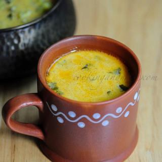 Coconut Milk Rasam-Thengai Paal Rasam-Rasam Recipes