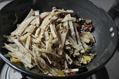 Easy Kothu Roti-Kothu Chapati Recipe
